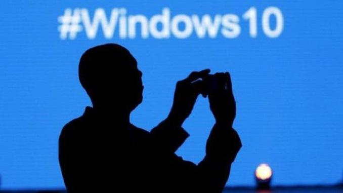 Windows10 стежить за нами