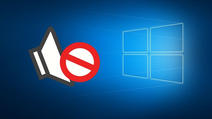 Немає звуку в Windows 10