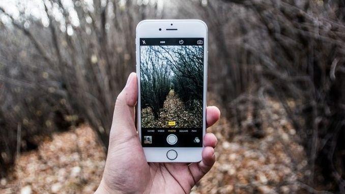 iphone айфон фото Очищаємо лінзу камери смартфона