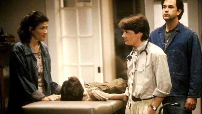 Доктор Голлівуд Doc Hollywood, 1991 фільм про лікаря