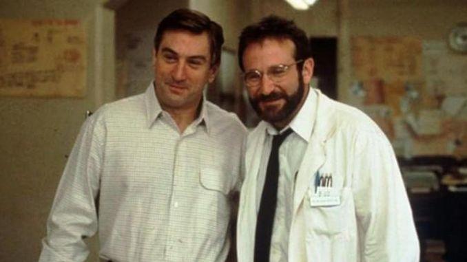 фільм про лікарів Пробудження Awakenings, 1990