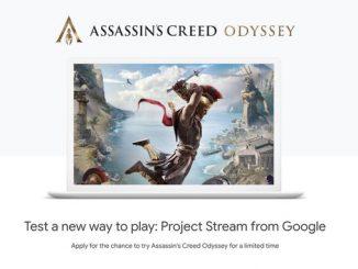 Google представила Project Stream - сервіс для трансляції відеоігор через браузер Chrome
