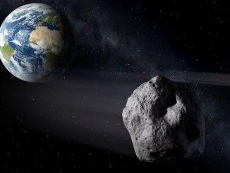 Земля стикається з метеоритами вдвічі частіше, ніж 300 мільйонів років тому