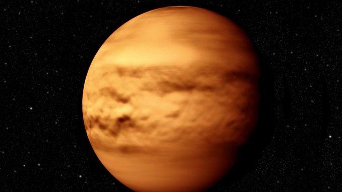 Японські вчені виявили дивні візерунки в хмарах Венери