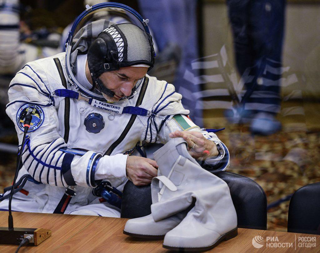 Запропоновано створення безногих чотирируких астронавтів з «чіпким хвостом»