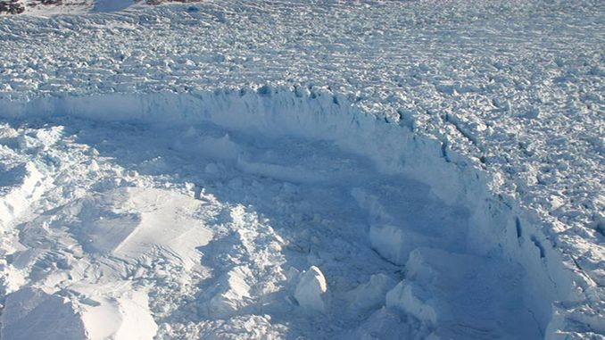 Танення льоду