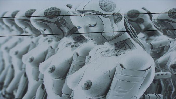 Секс з роботом