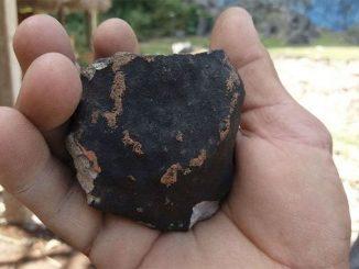 Відео: На Кубу впав метеорит