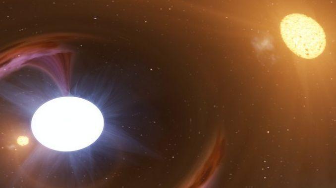 найпотужніша нейтронна зірка