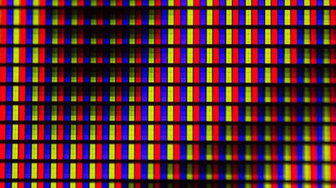 Створено пікселі в мільйон разів менше, ніж в екранах смартфонів