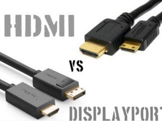 Cильні та слабкі сторони інтерфейсів HDMI і DisplayPort