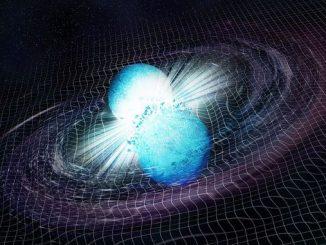 Розширення Всесвіту виміряли за допомогою злиття нейтронних зірок