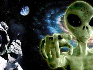 Фільмм про контакт з інопланетянами