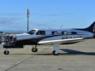 випробування літака на водні