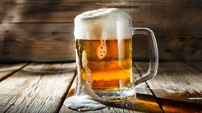 бажання випити пива