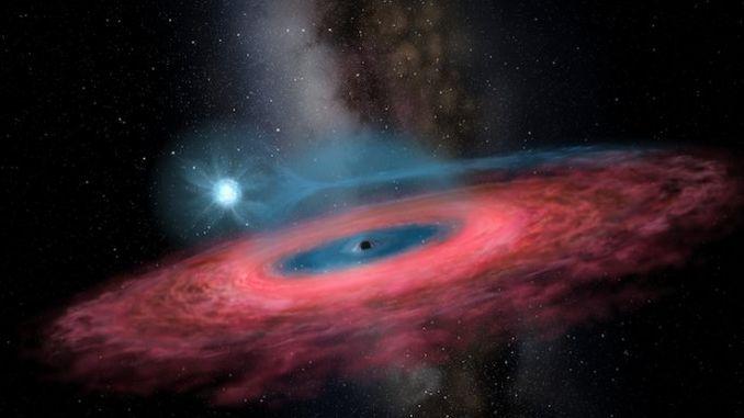 У Чумацькому Шляху виявили «неможливу» чорну діру LB-1