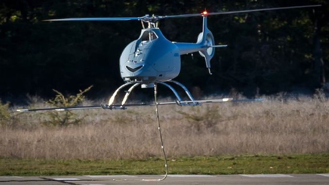 випробування безпілотного гелікоптера