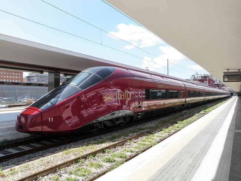 Найшвидші поїзди світу