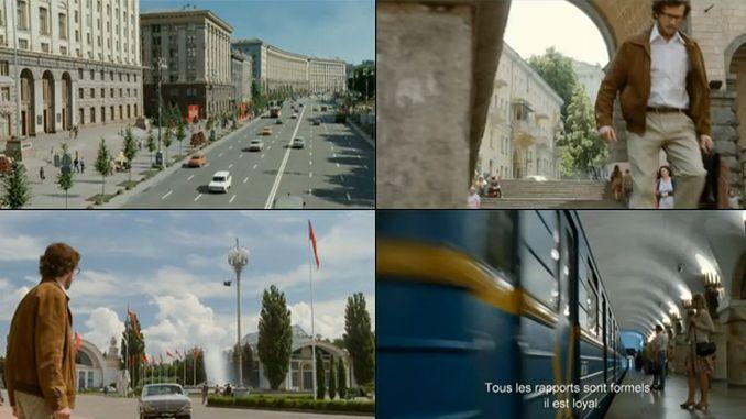 фільми в яких згадується Україна