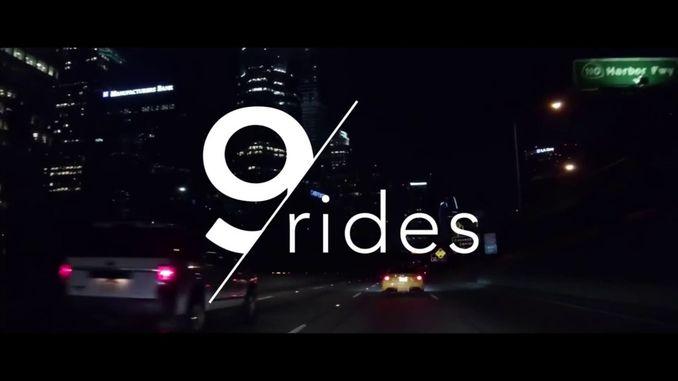 9 Rides (9 поїздок) фільми що знімали на смартфон