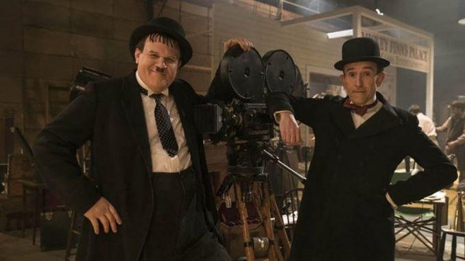 Stan & Ollie (Стен і Оллі) Фільми засновані на справжніх історіях 2019