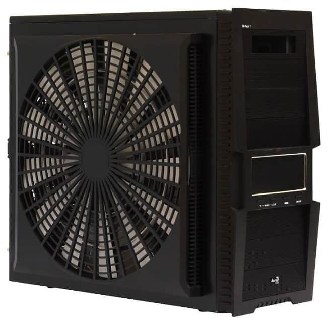 CPU Fan, Cha Fan, Sys Fan, Pwr Fan: що це таке на материнській платі