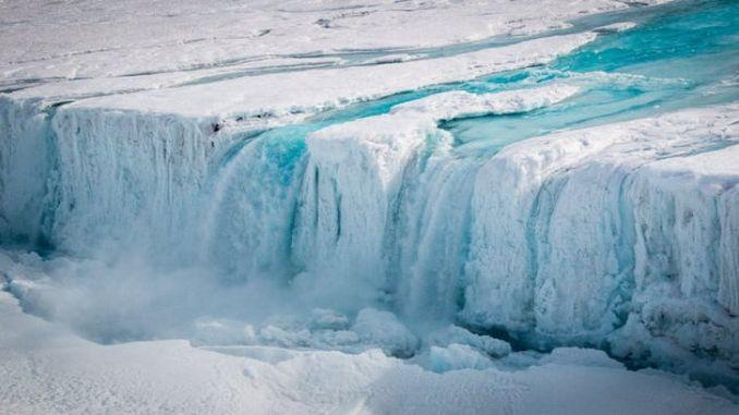 В Антарктиді зафіксований новий рекорд тепла