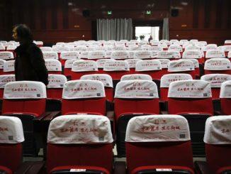 кінотеатри в Китаї