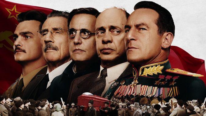 Смерть Сталіна комедії з чорним гумором