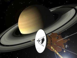 місії до Сатурна Cassini