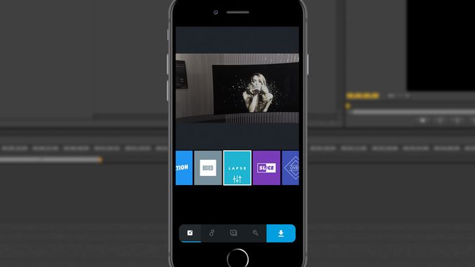 додатки для монтажу відео на смартфоні