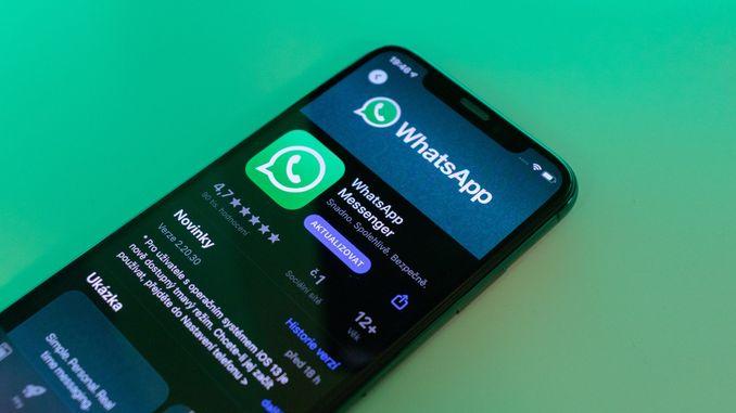 включити темну тему в WhatsApp на Android і iOS