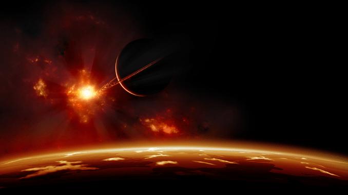 TrES-2b чорні планети