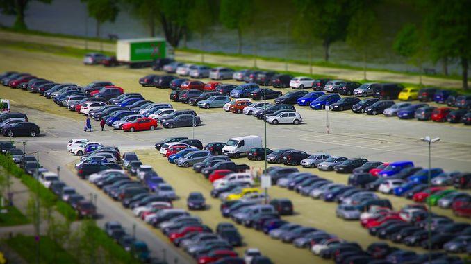 знайти автомобіль на парковці знайти припаркований автомобіль