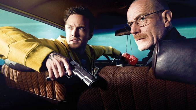 Breaking Bad пуститися берега Серіали для тих, хто не любить серіали