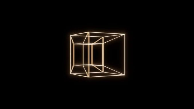 Чотиривимірний куб Тессеракт