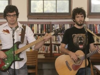 Flight of the Conchords (Летючі конкорди)