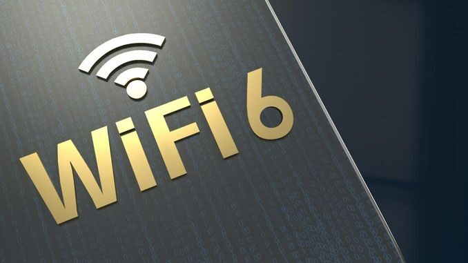 Роутери з підтримкою Wi-Fi 6