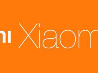 Xiaomi сяомі лого