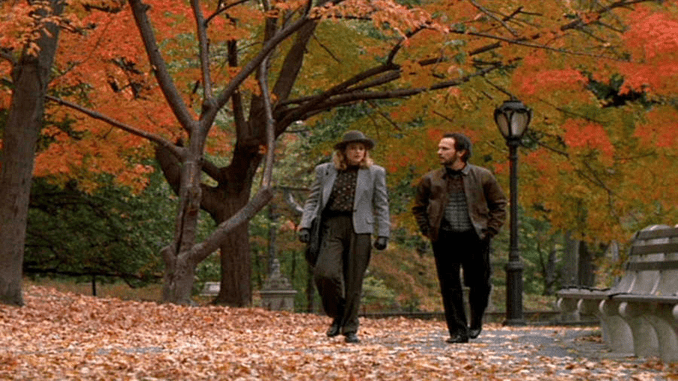 Фільми, які допоможуть попрощатися з осінню
