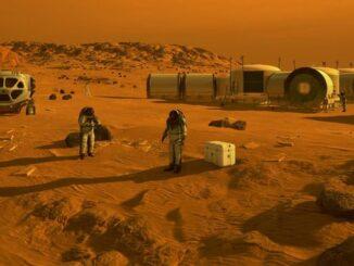 Коли ми полетимо на Марс