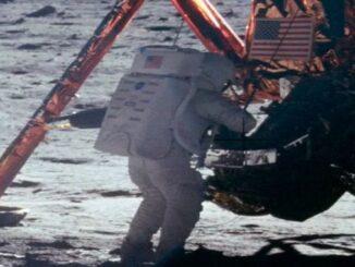 факти висадку людини на Місяць