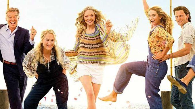 Mamma Mia! 2 фільми розслабитися