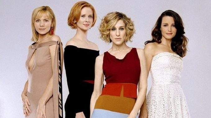 Як змінилися актриси з серіалу «Секс у великому місті» за 20 років