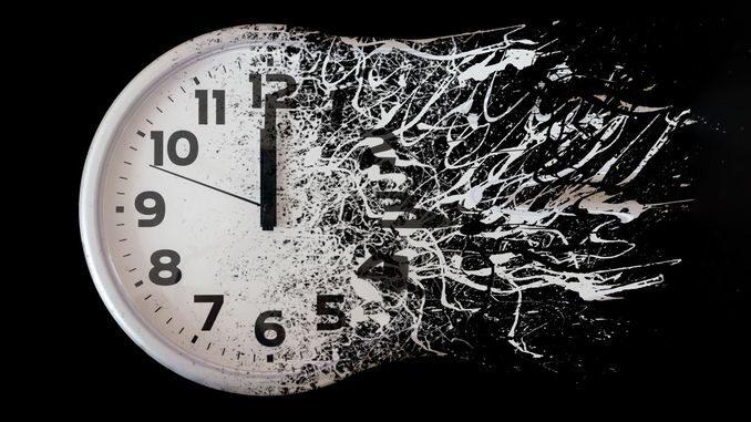Нова квантова теорія часу