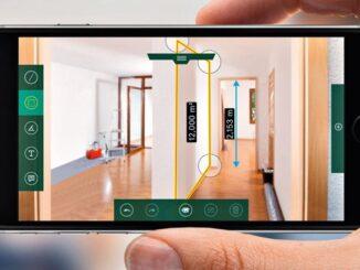 Як вимірювати смартфоном відстані і розміри