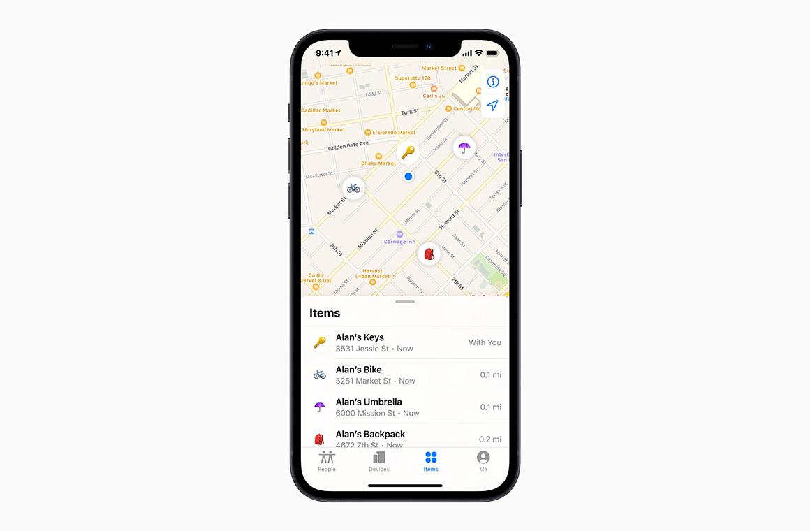 Що таке Apple AirTag і як він працює?