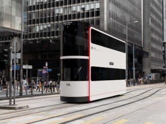 Island - трамвай майбутнього