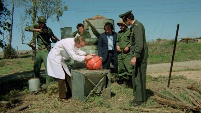 Напад помідорів-убивць Фільми жахи про їжу