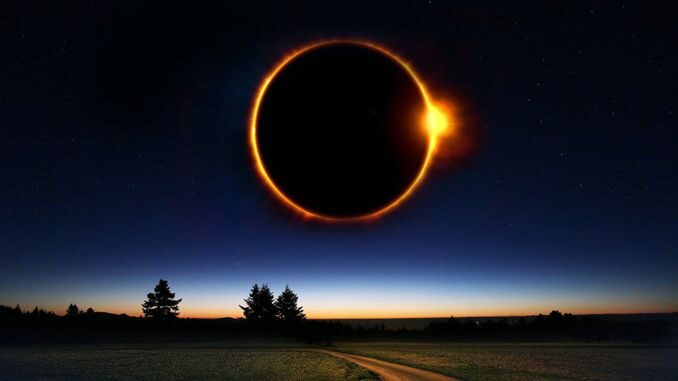 Сонячне затемнення 10 червня 2021 року: у скільки почнеться і як дивитися?